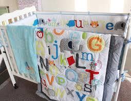 Boy Nursery Bedding Sets Fantastic Newborn Baby Boy Cribs Aliexpress Buy Promotion 3pcs