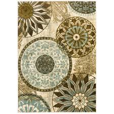 5x8 area rugs decor donnieann 5x8 area rugs with leaves patter for floor