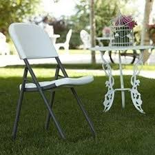 Lifetime Folding Chairs Folding Patio Chairs Foter