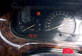 Reset Airbag Light Turn Off Airbag Indicator Ford Escort U2013 Reset Service Light Reset