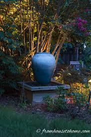 how to design garden lighting how to design and install landscape lighting gardens