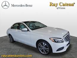 union mercedes certified pre owned 2017 mercedes c class c 300 luxury 4matic