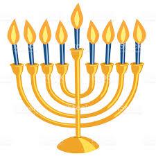 menorah candles hanukkah menorah candles clip clipart free