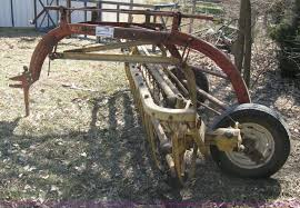 new holland 259 hay rake item i5547 sold april 23 ag eq