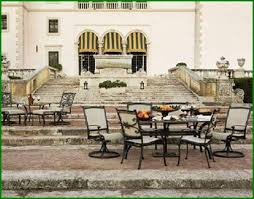Sams Club Patio Dining Sets A Nice Outdoor Gathering And Dining Space Furnished With