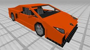 orange sports cars sport cars addon for minecraft android apps on google play