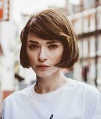 ways to style chin length hair ideas about short chin length hair cute hairstyles for girls
