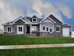 custom lake front rambler lightyear homes utah custom home builder