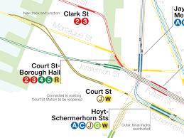 R Train Map Vanshnookenraggen