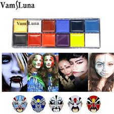 halloween airbrush makeup kit online buy wholesale face paint kit from china face paint kit
