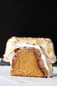 inside out s u0027mores bundt cake liv for cake
