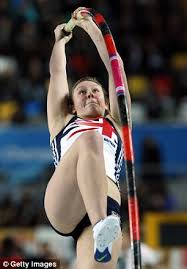 Blind Pole Vaulter Michael Stone Holly Bradshaw U0027s Road To Rio 2016 Olympics Has Been Far From Easy