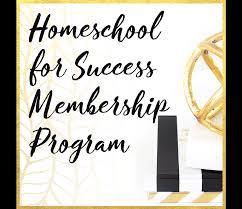 success membership program beverly burgess homeschool