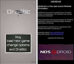 nds4droid apk how to play nintendo ds nds roms on android