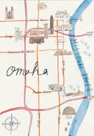 Maps Omaha Maps And Places U2014 Sophie Newell