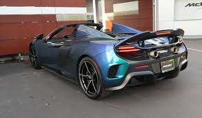 mclaren p1 custom paint job is this the world u0027s most expensive paint job