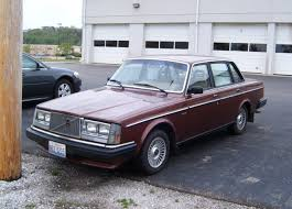 curbside classic 1984 volvo 240gl u2013 sensible luxury