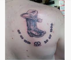 13 cowboy tattoos design