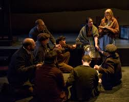 chicago theater review the book thief steppenwolf