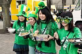 go green for st patrick u0027s day 2017 savvy tokyo