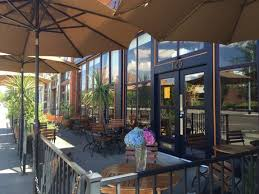 Saffron Mediterranean Kitchen - 14 washington restaurants with the most amazing outdoor patios you