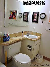 small bathroom ideas crafting in the rain