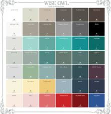 trending color palettes top trending furniture paint colors the wise owl s guide to
