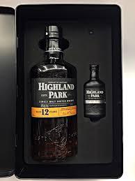 liquor gift sets highland park 12 year gift set quality liquor store
