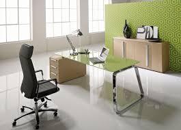 bureau de direction en verre vente bureau direction verre ambiance colorée bureaux