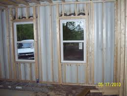 container house interior framing and screened porch the living