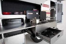 complete campsite u0027s camp kitchen design anthology