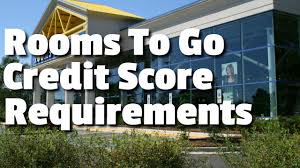 rooms go credit score requirements rooms go credit card