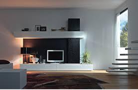 home design furniture remarkable black living room wall unit tv