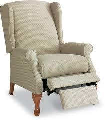 High Leg Recliner High Leg Recliner Brown S Furniture Showplace