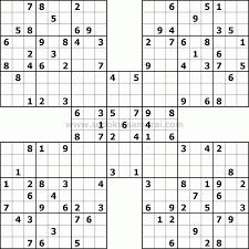 samurai sudoku puzzles pinterest samurai