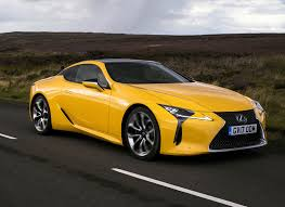 lexus lc lease price lexus lc coupe review summary parkers