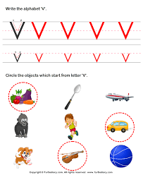 identify words that start with v worksheet turtle diary