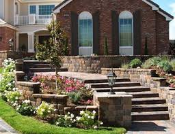 entryways steps and courtyard pictures gallery landscaping