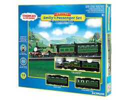 emily s passenger set ho scale 00684 225 00