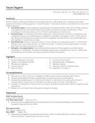 Fake Work Experience Resume Professional Facilities Escort Templates To Showcase Your Talent