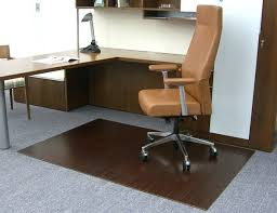 desk floor protector home office chair mat bamboo floor mat