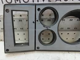 used gmc s15 dash parts for sale
