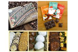 best food gifts to order online local chocolate gifts that support small business saturday