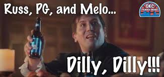 Melo Memes - dilly dilly know your meme