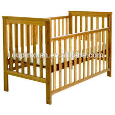 Baby Crib Side Bed Bamboo Baby Bed Baby Cribs High Quality New Product Baby Cot