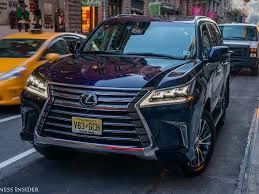 lexus uk military sales fuel economy won u0027t meet 2025 targets business insider