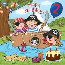 age 2 milo happy birthday card age 2 boys birthday card