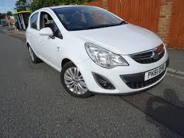 vauxhall corsa vauxhall corsa 1 2 excite 5dr for sale in wirral bromborough