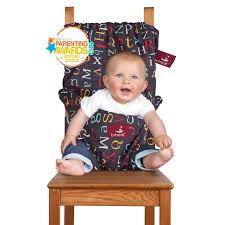 High Sitting Chair Amazon Com The Washable And Squashable Travel High Chair In