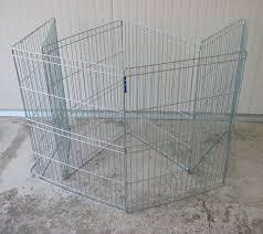 reti per gabbie recinto per cani in rete zincata cm 160 per cassa parto